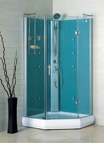Neo Angle Shower - Frameless Shower Doors