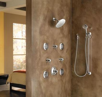 Shower kits for every budget