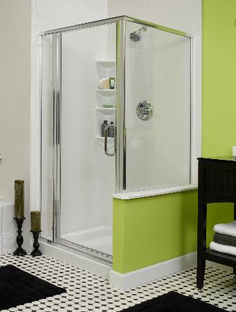 Shower Walls - Frameless Shower Doors